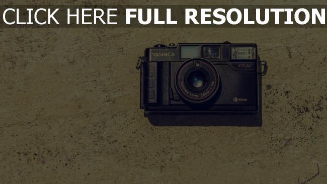 hd hintergrundbilder kamera retro yashika gedächtnis linse