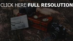 kamera retro zenit kanon schmuckkästchen bild