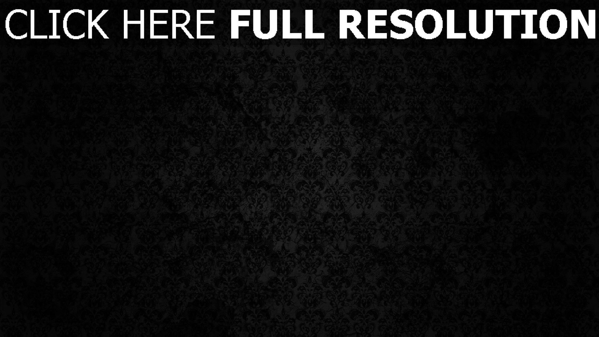 Hintergrund schwarz muster