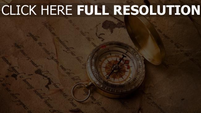 hd hintergrundbilder kompass richtung papier text retro