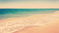meerschaum sand strand verwischen
