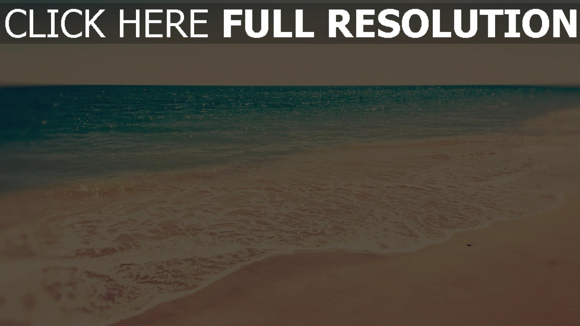 hd hintergrundbilder meerschaum sand strand verwischen 1920x1080