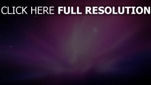 glühen sterne raum rosa blau