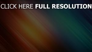 bunt gradienten linie regenbogen