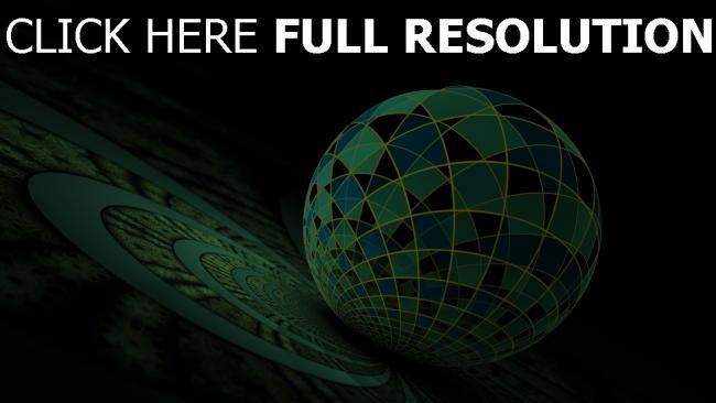 hd hintergrundbilder ball muster grün muster kreise