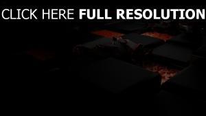 würfeln feuer lava schwarz