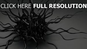 metall flüssigkeit legierung form grau