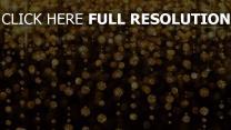 gold glitter glühen hell