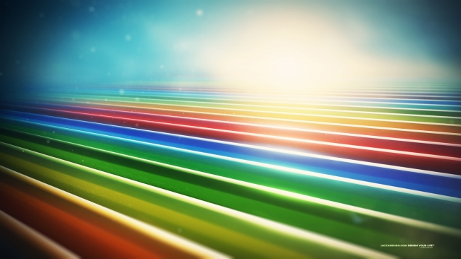 hd hintergrundbilder bunt streifen licht glühen hell