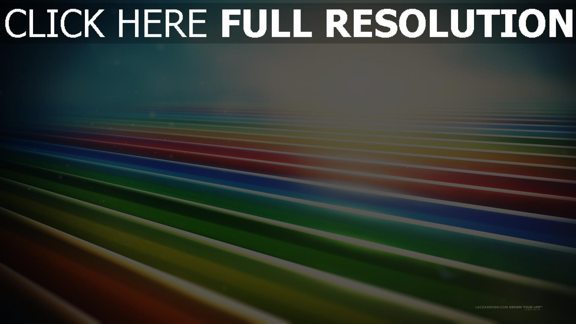 hd hintergrundbilder bunt streifen licht glühen hell 1920x1080