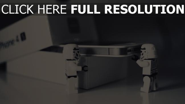 hd hintergrundbilder Box lego star Wars Handy