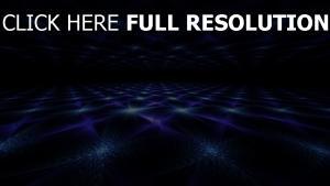 Raum abstrakt hell dunkel