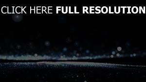 Glitter Glanz dunkel Linie