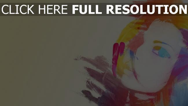 hd hintergrundbilder gesicht farbe zeichnung mehrfarbig weiß