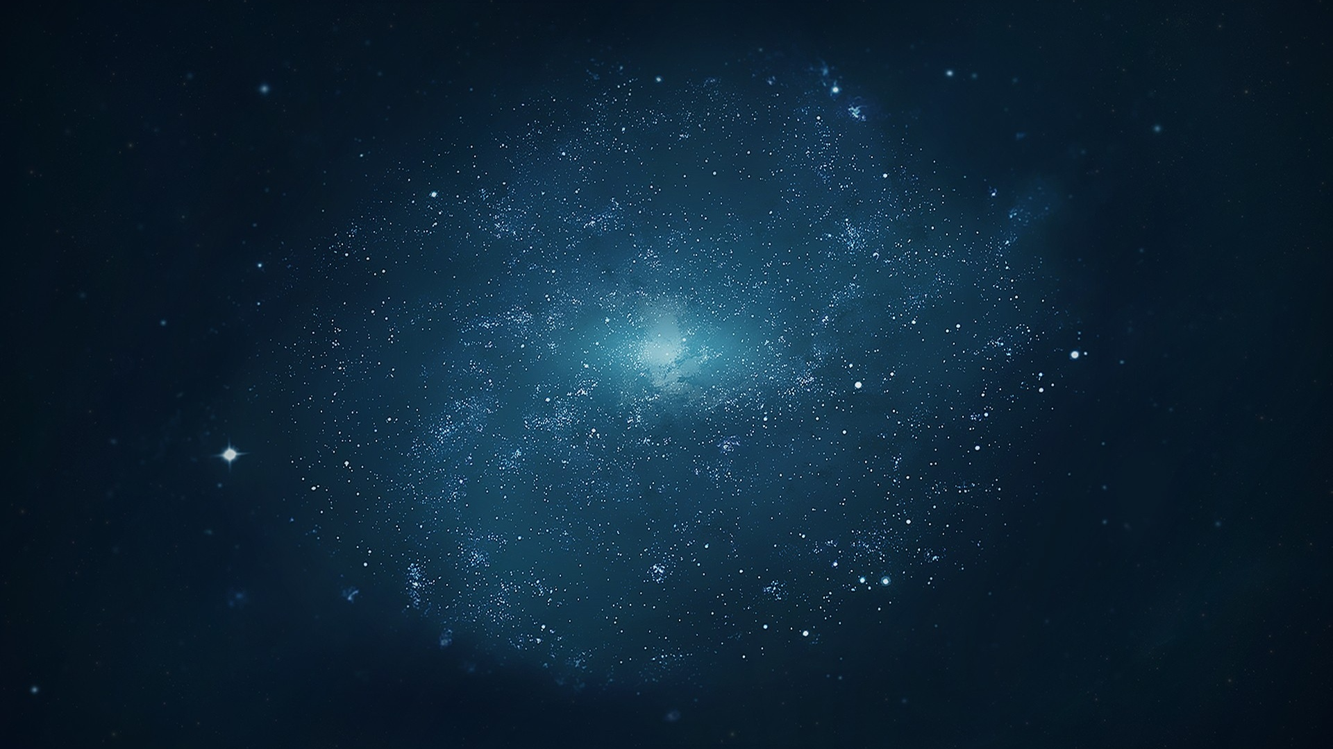 hd hintergrundbilder sterne galaxie raum punkten dunkel 1920x1080