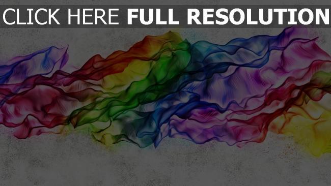 hd hintergrundbilder seide regenbogen bunt falten licht