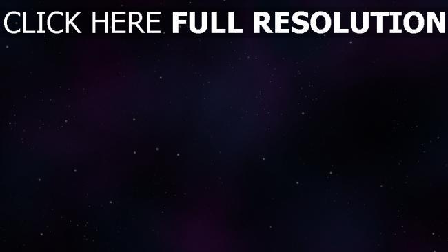 hd hintergrundbilder sterne raum violett schwarz