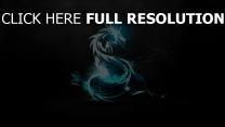 leuchten licht drachen dunkel