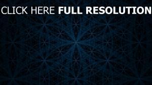 kreise blau muster textur dunkel