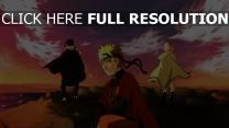 naruto team himmel jungs mädchen horizont