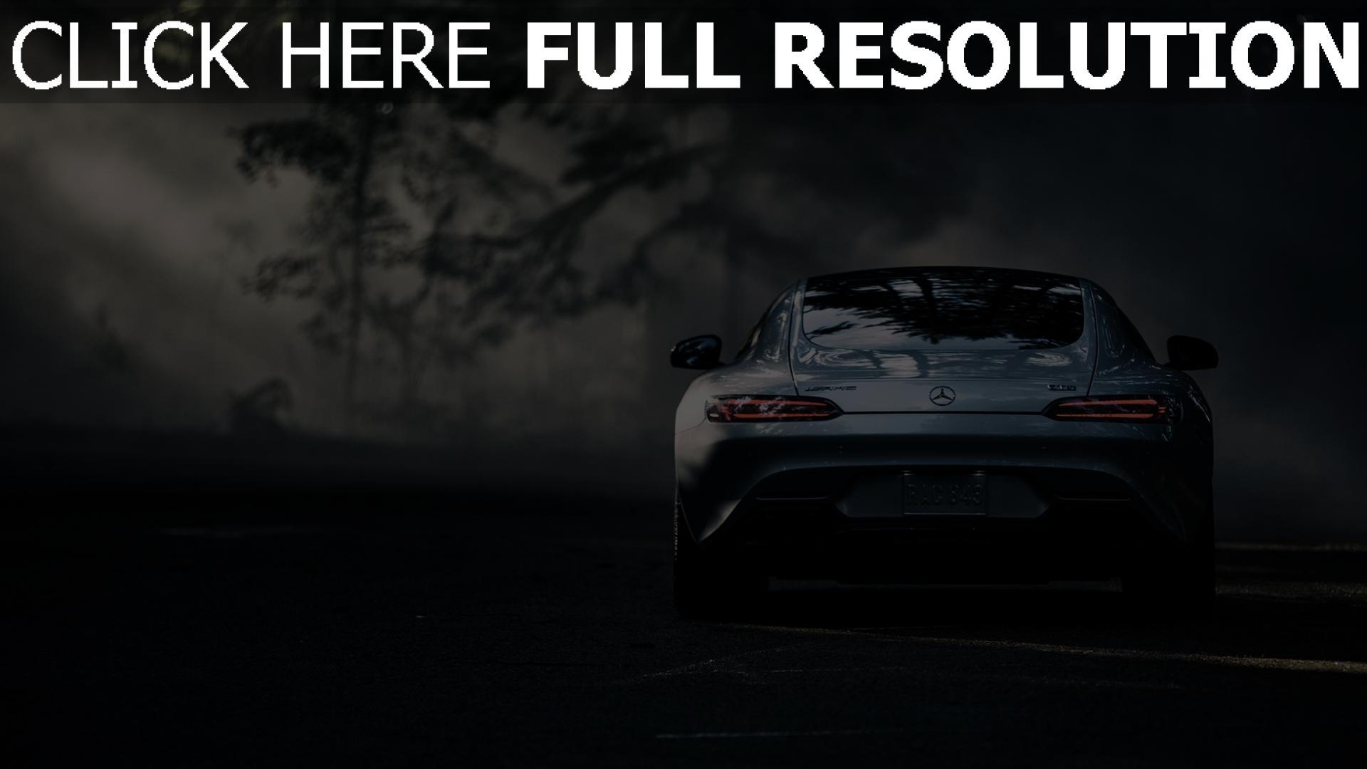 Herunterladen 1920x1080 Full Hd Hintergrundbilder Mercedes