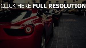 bugatti italy veyron black rot ferrari