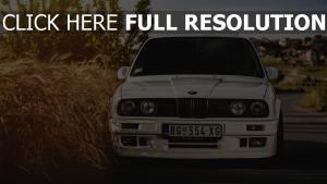 weiß auto e30 bmw 325i