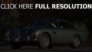 martin aston classic cars