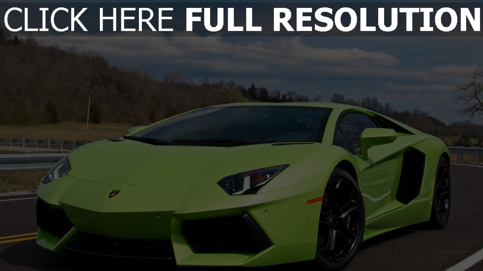 Hd Hintergrundbilder Aventador Lamborghini Lp700 4 Gr 252 N