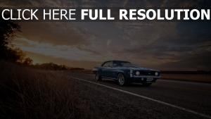 camaro blauchevrolet american ss classic 1969