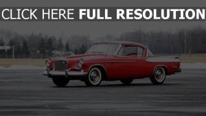 1957 aussichtred hawk studebaker golden seite