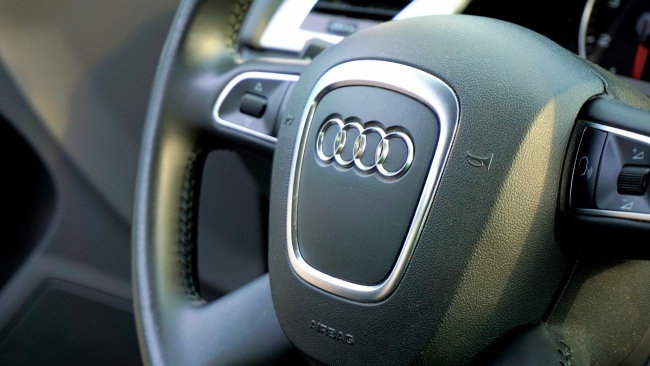 hd hintergrundbilder steuerung auto lenkrad audi