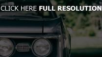 scheinwerfer auto frontansicht