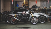 garage auto motorrad