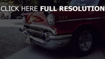 lichter seitenansicht auto retro