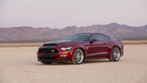 ford seitenansicht mustang shelby
