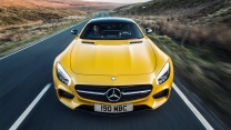 mercedes gt s c190 amg