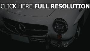 auto beleuchtung stoßfänger mercedes