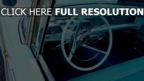 klassisch oldtimer auto quecksilber v8 retro
