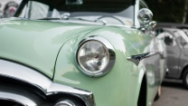 retro scheinwerfer auto oldtimer