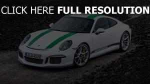 911 turbo porsche seitenansicht