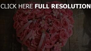 rosen rosa zusammensetzung rosen ringe
