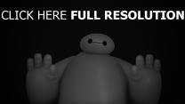 big hero 6 baymax roboter