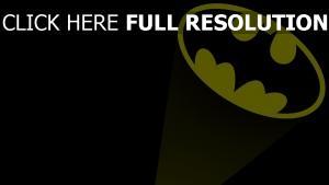 batman strahl licht symbol anruf
