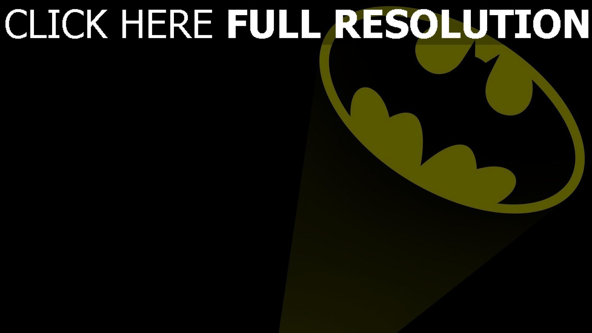 HD Hintergrundbilder batman strahl licht symbol anruf, desktop ...