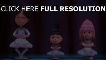 ich einfach unverbesserlich 2 ballet schwestern