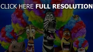 madagascar marty alex melman gloria zirkus