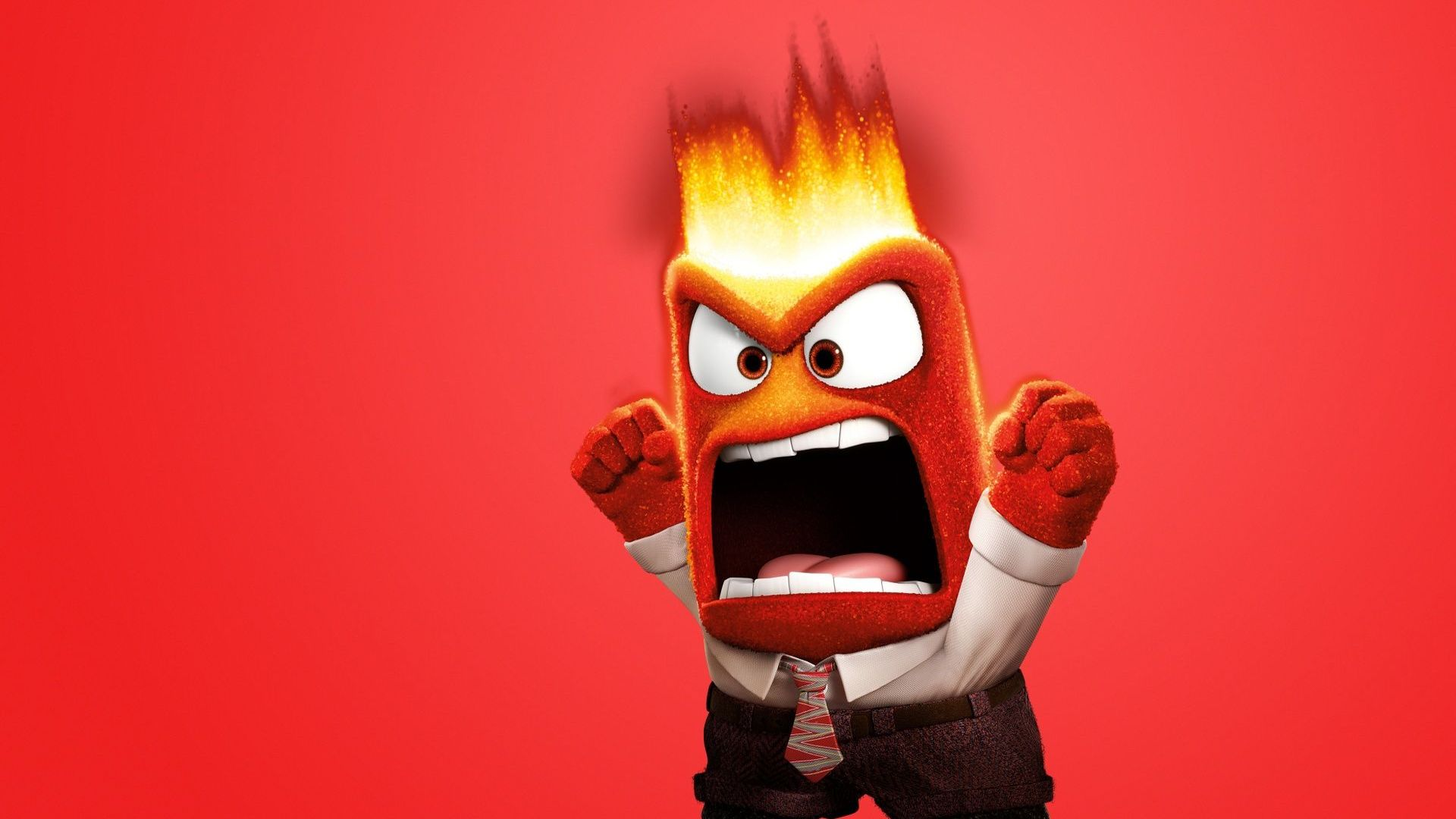 Alles Steht Kopf Wut