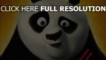 kung fu panda po erstaunen