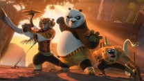 kung fu panda tiger affe gottesanbeterin viper kran